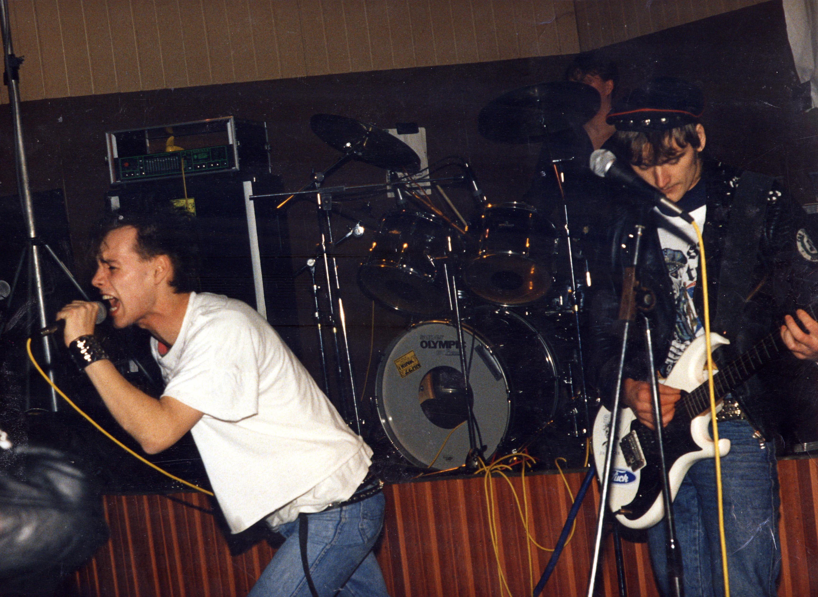 RF 17.2.1990 Marktschänke Hamm Pelkum Foto by Daisy – ☆computerstaat☆