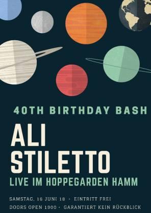 Ali Stiletto