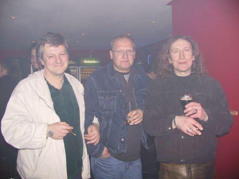 Burkhard , Stümper und Ali